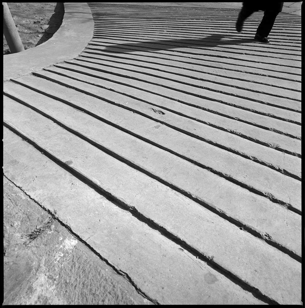 Beijing Stairs